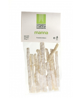 Manna naturale in cannolo 100 g