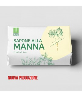 handmade manna soap  100 g